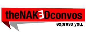 The Naked Convos logo